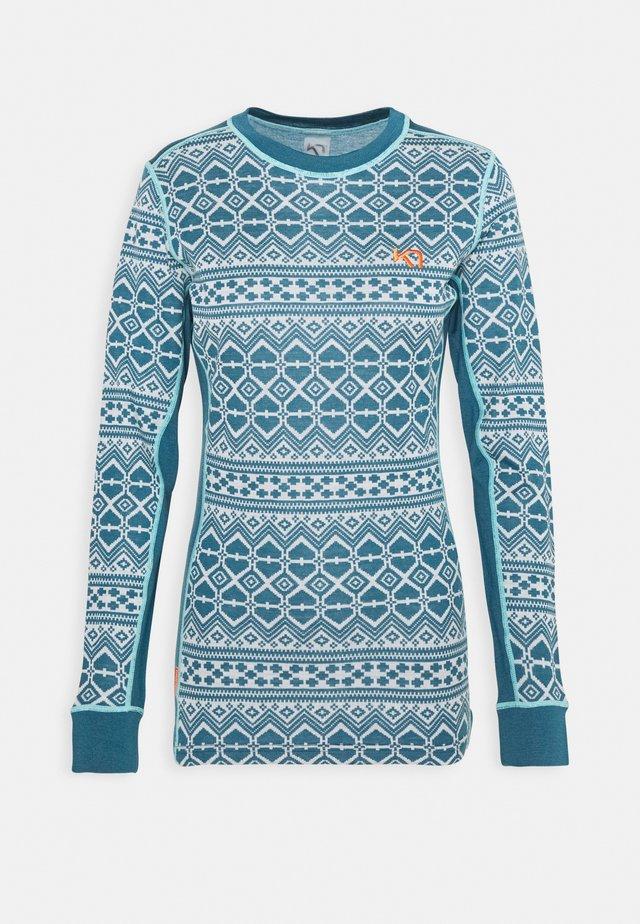 HJERTE - Camiseta interior - ocean