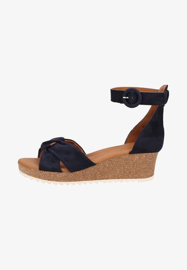 Sandales classiques / Spartiates - blue