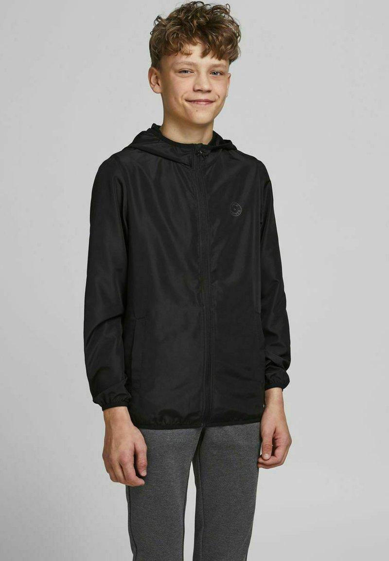 Jack & Jones Junior - Light jacket - black