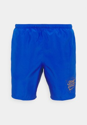 SHORT  - Pantalón corto de deporte - game royal/black