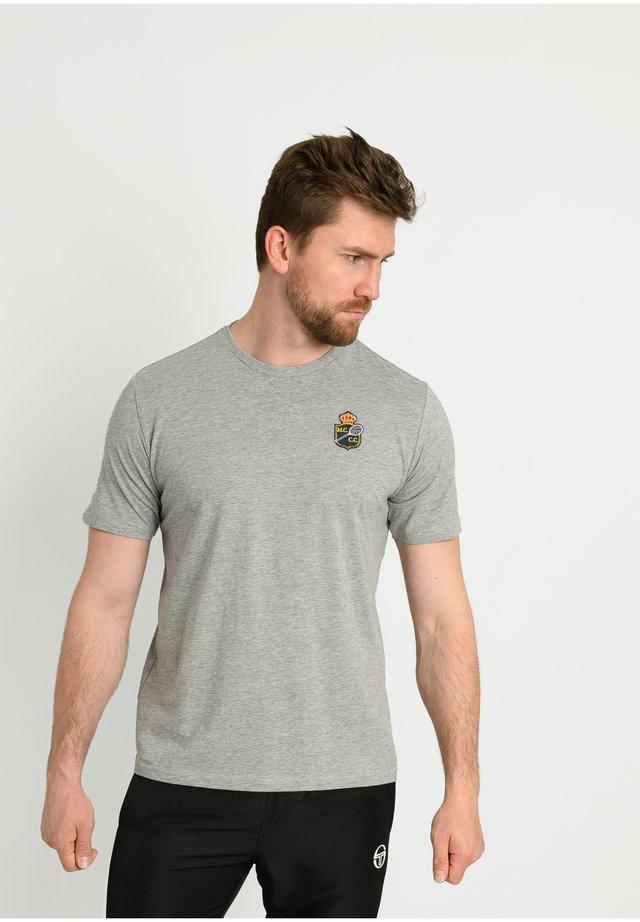 FREDONIA/MC/MCH - T-shirt imprimé - grymel/nav