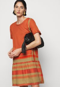 CECILIE copenhagen - DRESS - Day dress - orange - 3