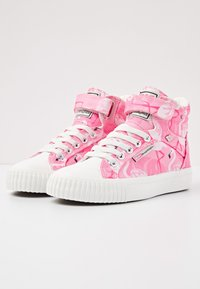 British Knights - DEE - High-top trainers - pink flamingo - 2