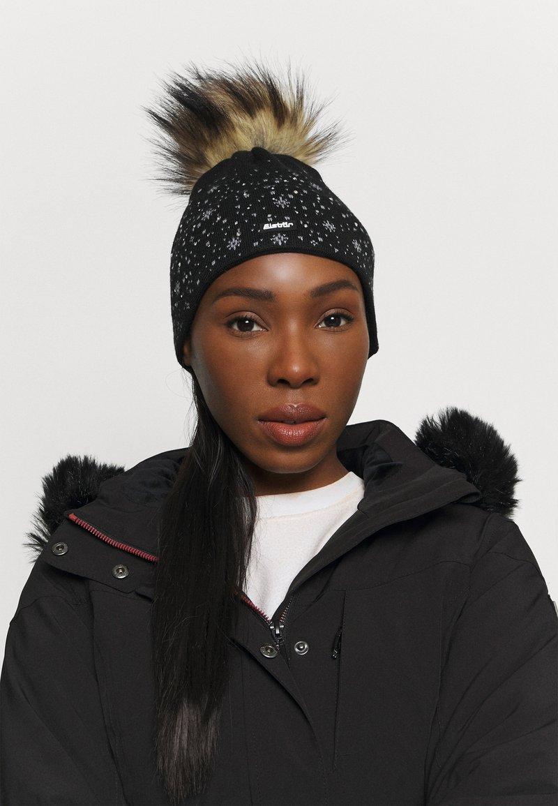 Eisbär - RANA CRYSTAL  - Pipo - schwarz/graumeliert/real