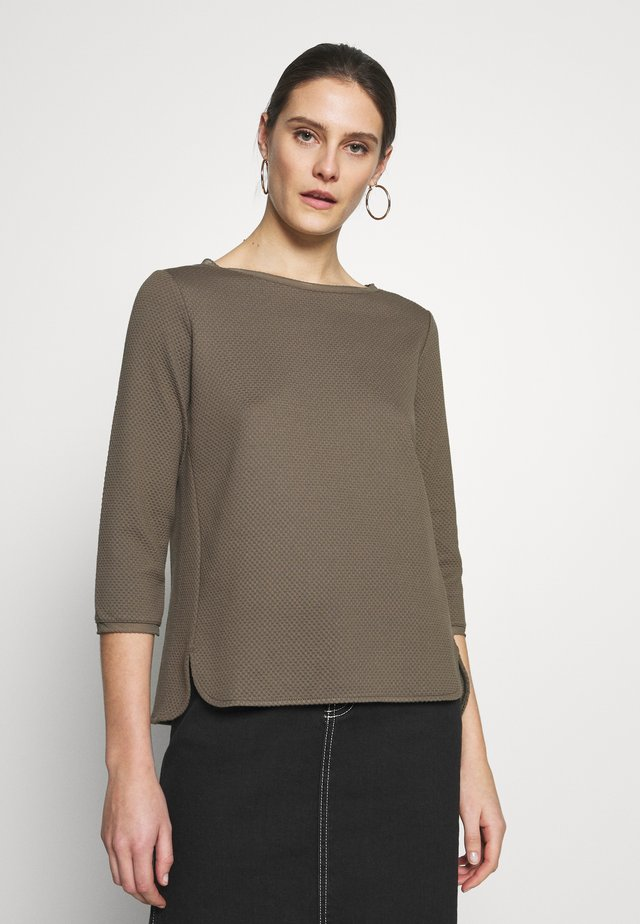 3/4 ARM - Jumper - dark olive
