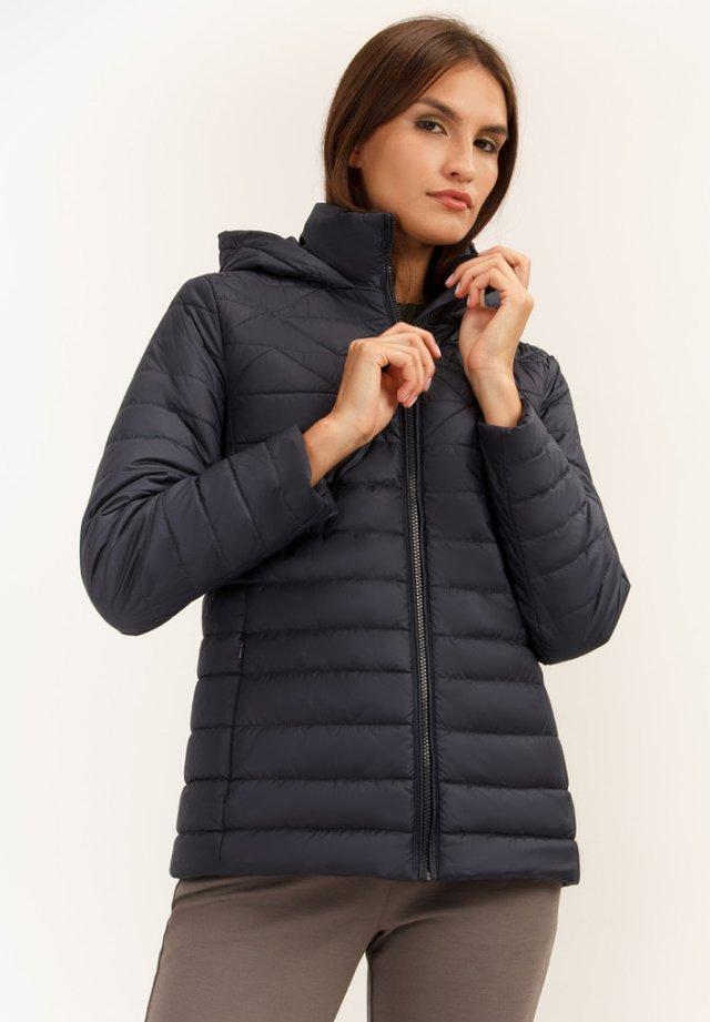 MIT STEPPMUSTER - Winter jacket - dark blue