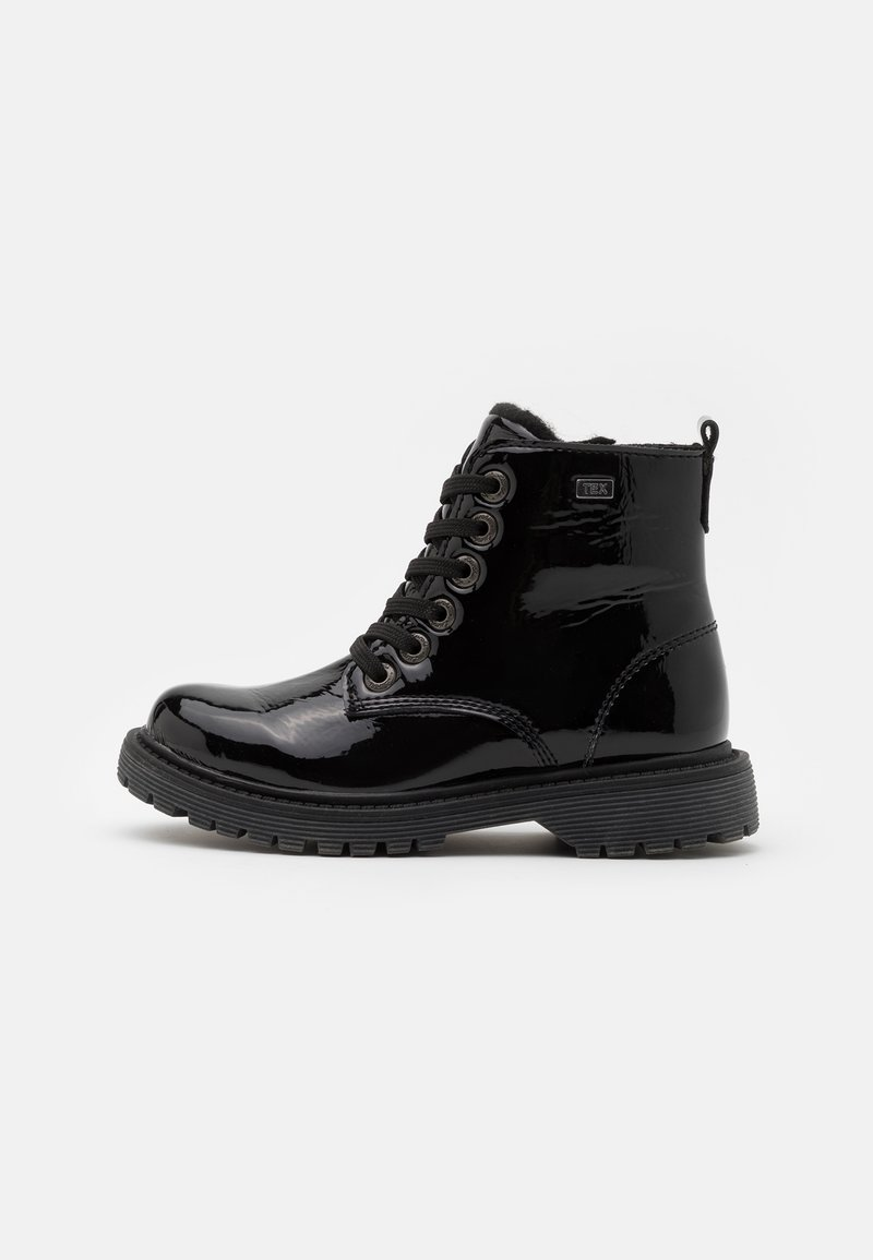 Lurchi - XENIA-TEX - Lace-up ankle boots - black