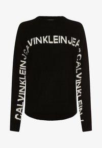 Calvin Klein Jeans - Jumper - schwarz - 0