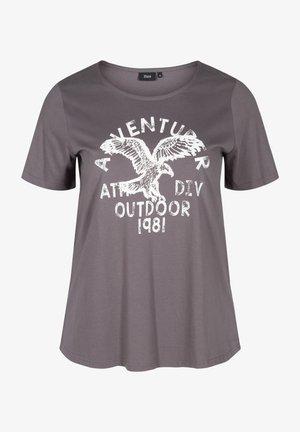 T-shirt print - magnet