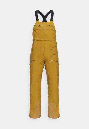 TAMOK GORE-TEX PRO - Snow pants - camel