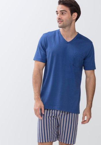 Pyjama set - tropical blue