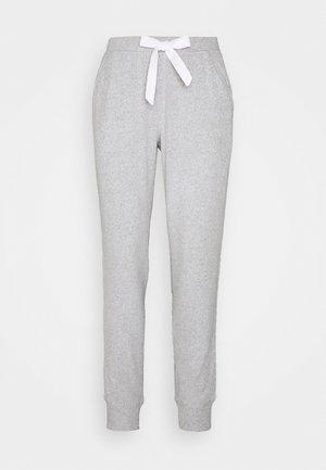 PANT - Pyjama bottoms - grey melee