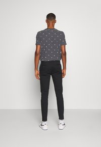 Burton Menswear London - STRETCH - Chino - black - 2