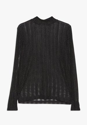 JUDI - Langærmede T-shirts - black