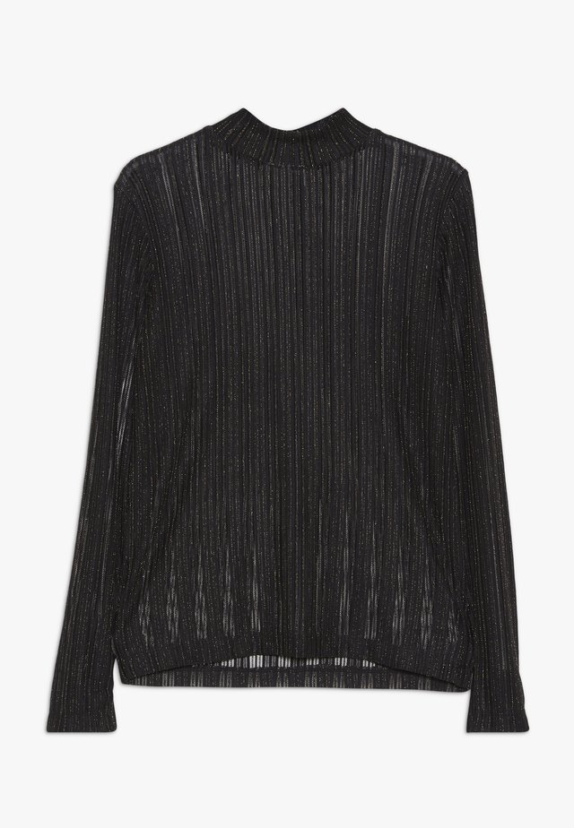 JUDI - Long sleeved top - black
