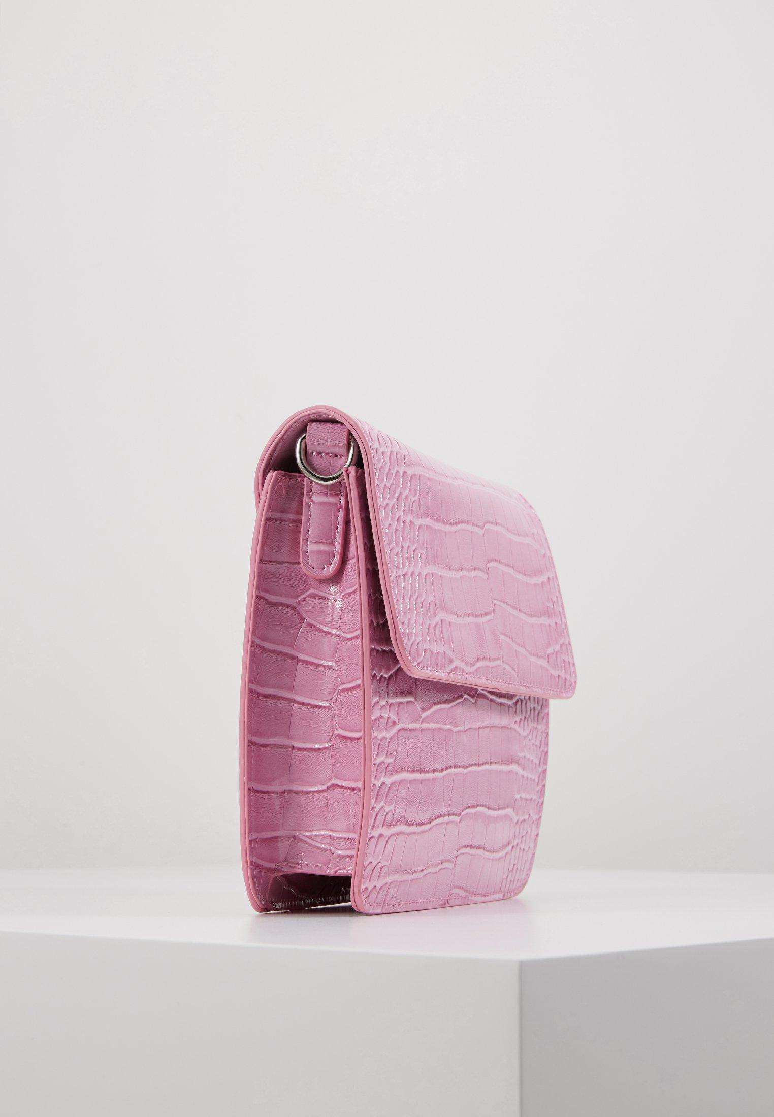 HVISK CAYMAN POCKET Skulderveske pink Zalando.no