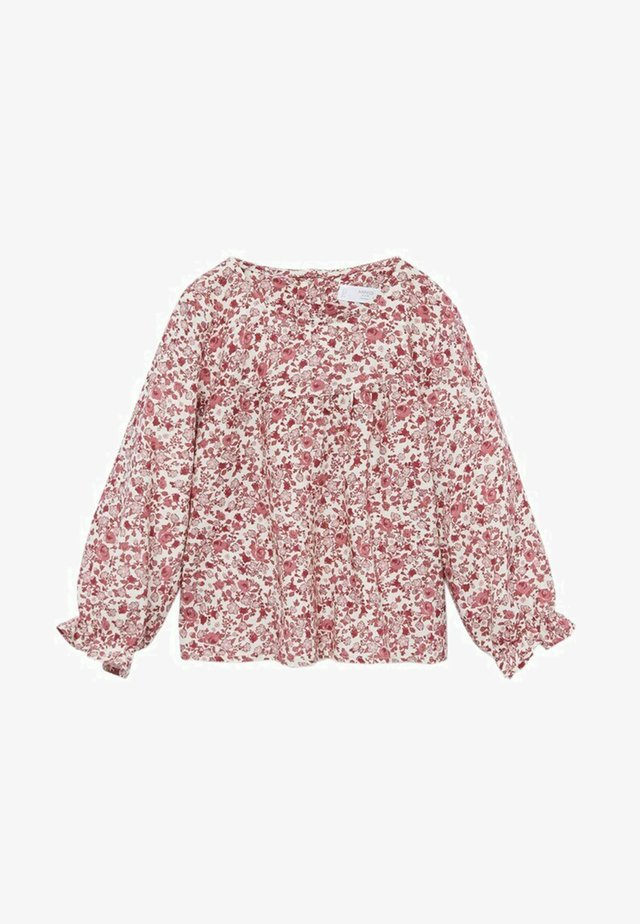 ROSES - Blouse - bianco sporco