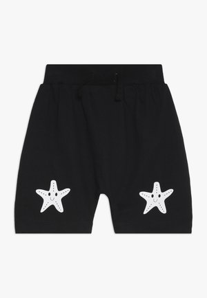 STARFISH KNEE HAREM - Jogginghose - black