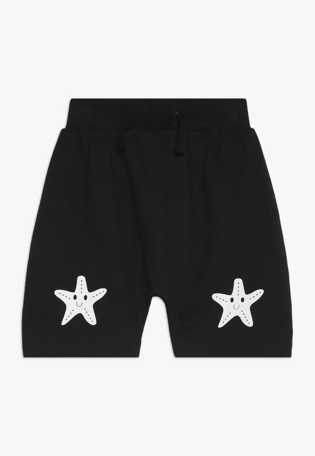 STARFISH KNEE HAREM - Træningsbukser - black