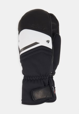 KAHIL MITTEN LADY GLOVE - Votter - white/black