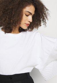 See by Chloé - Jednoduché triko - white - 4