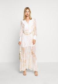 Thurley - SOMERSET MAXI DRESS - Galajurk - off white - 1