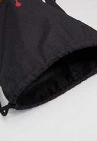 Jordan - GYM SACK - Sportovní taška - black - 5