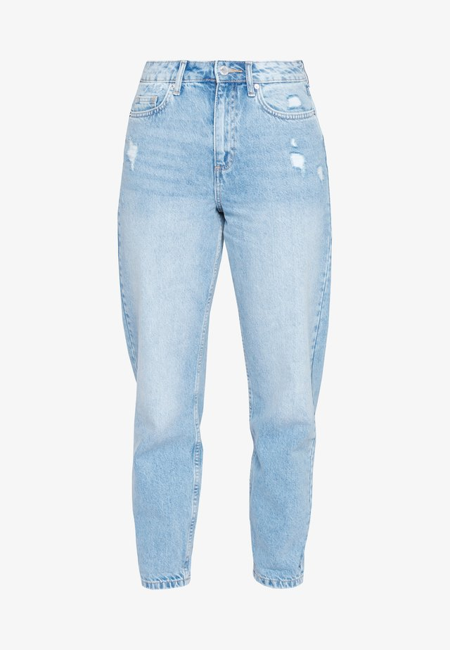 MOM - Jean boyfriend - blue