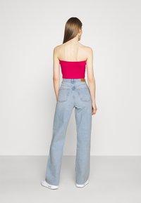 Gina Tricot - IDUN STRAIGHT  - Jeans straight leg - blue - 2