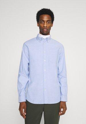 SLHREGRICK FLEX - Shirt - light blue