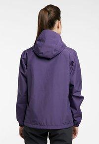 Haglöfs - BETULA GTX JACKET - Hardshell jacket - purple rain - 1