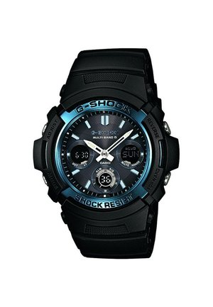 G-SHOCK - Chronograph watch - blauw, zwart