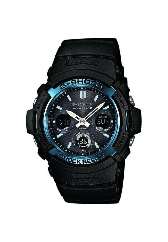 G-SHOCK - Chronograaf - blauw, zwart