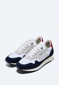 Pepe Jeans - SLAB SUMMER - Sneakers - azul marino - 2