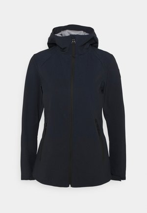 AVERSA - Giacca softshell - dark blue