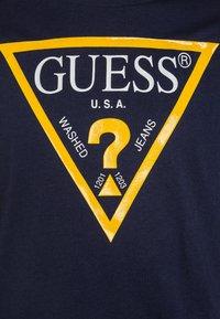 Guess - Long sleeved top - deck blue - 2