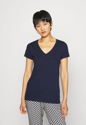 FAV - Basic T-shirt - navy uniform
