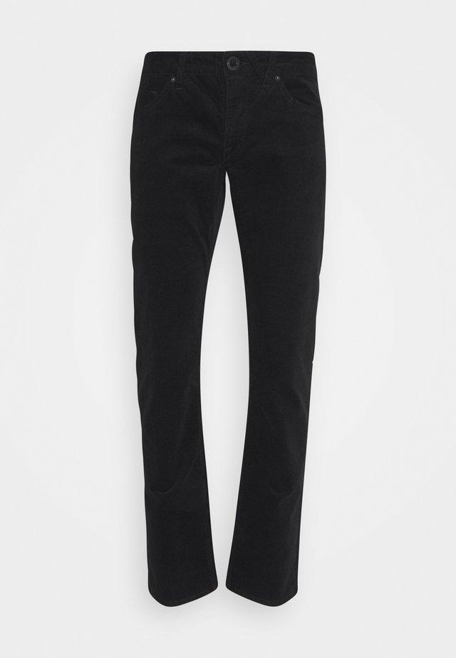 VORTA 5 POCKET - Kalhoty - black