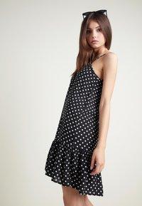 Tezenis - Day dress - nero st.pois - 2