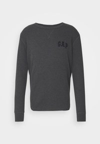 GAP - ARCH THERMAL - Long sleeved top - charcoal heather - 3