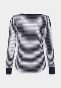 Lauren Ralph Lauren - Long sleeved top - french navy/white - 6