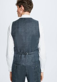Strellson - GYL - Suit waistcoat - dunkelblau kariert - 2