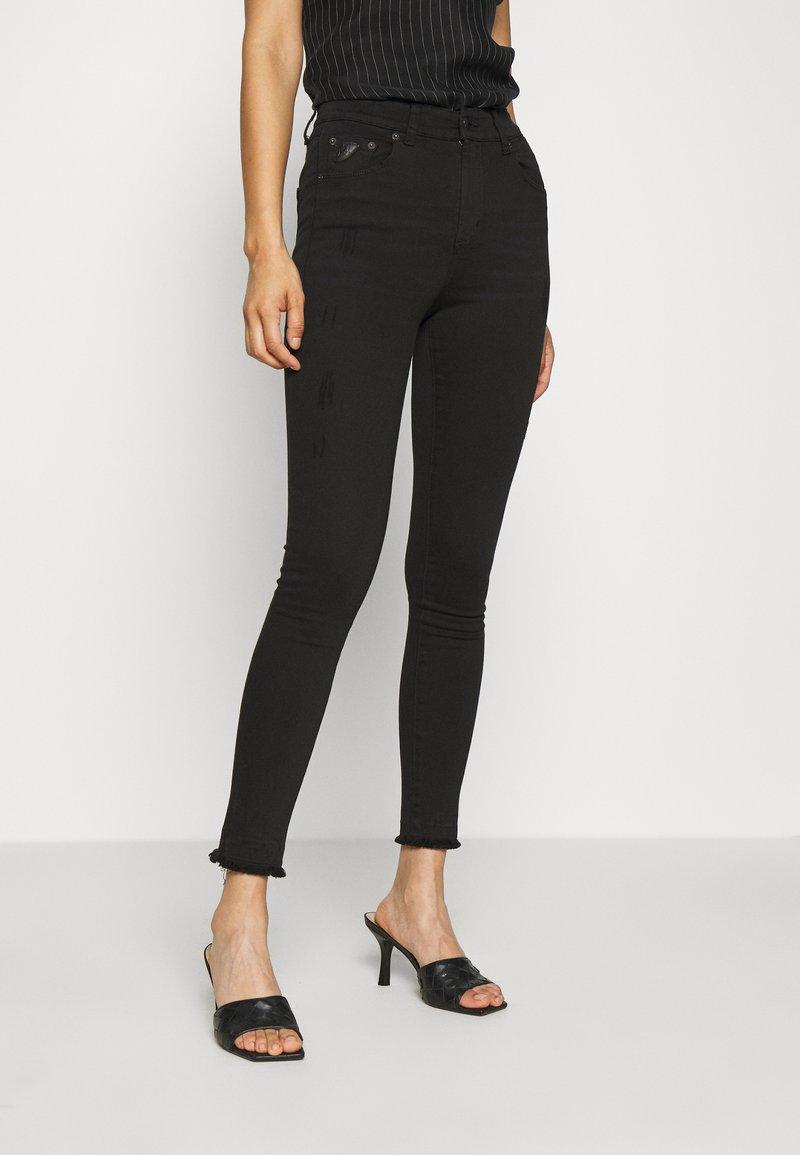 LOIS Jeans - KILIAN - Jeans Skinny Fit - black