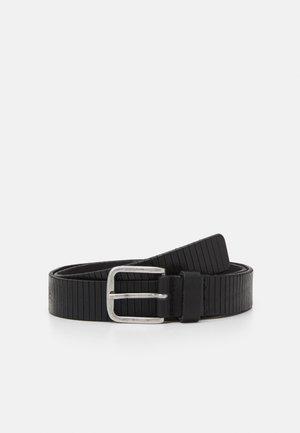 JACROYALE BELT - Pásek - black