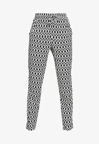 ONLY - ONLNOVA LIFE PANT - Trousers - black - 5