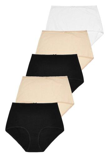 5 PACK - Shapewear - black
