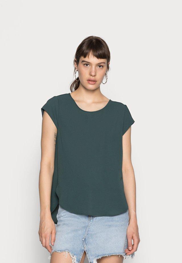 ONLVIC SOLID  - T-shirt basic - green gables