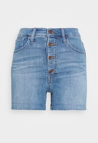 Madewell - ROADTRIPPER - Denim shorts - pollard wash - 3