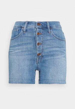 ROADTRIPPER - Denim shorts - pollard wash