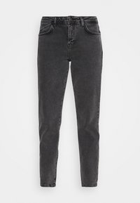 Noisy May - NMOLIVIA  - Slim fit jeans - dark grey denim - 4